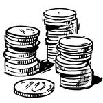 Čisté příjmy z poplatků se bankám za pět let snížily o miliardu