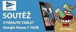 Poslední den: Vyhrajte tablet Google Nexus 7