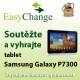 Poslední den: Vyhrajte tablet Samsung Galaxy P7300 a zpestřete si konec prázdnin!
