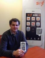 Mobil iPhone 5S v soutěži se službou SEJF a naším serverem předán vítězi
