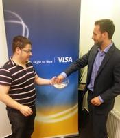 Soutěž s karetní společností VISA a naším serverem o přednabitou kartu zná vítězku