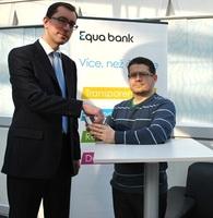 Soutěž s Equa bank a naším serverem o účet s 10 tisíci Kč zná vítězku